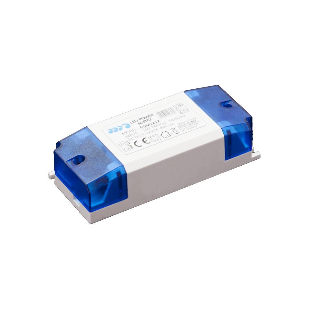 Berge ADLER Nábytkový LED napájecí zdroj 12W 1A 12V ADM12